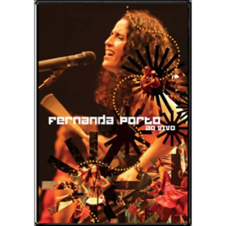 Fernanda Porto - Ao Vivo ( DVD )