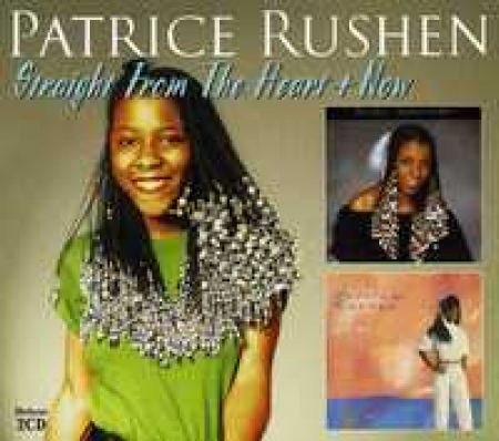 Patrice Rushen - Straight  the Heart/ Now ( CD )
