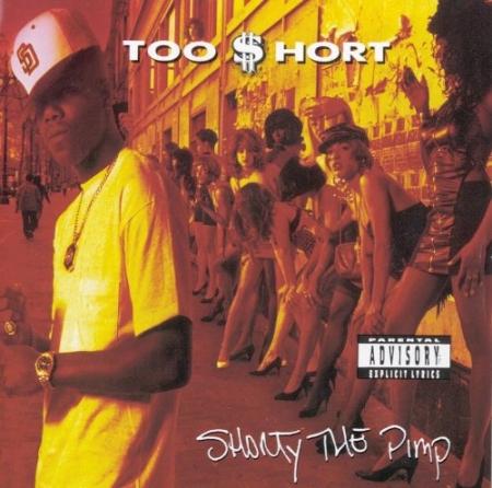 Too Short - Shorty the Pimp ( CD )