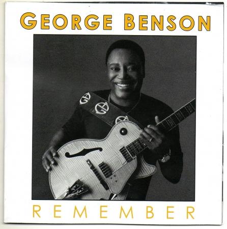 GEORGE BENSON - REMEMBER  GREATEST HITS (CD)