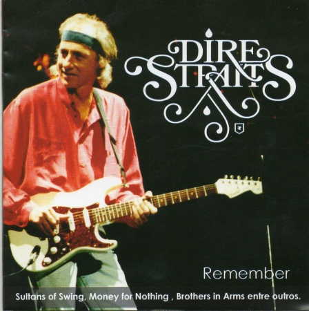 DIRE STRAITS - REMEMBER GREATEST HITS
