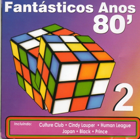 FANTASTICOS ANOS 80 VOL 2 (FLASH BACK)