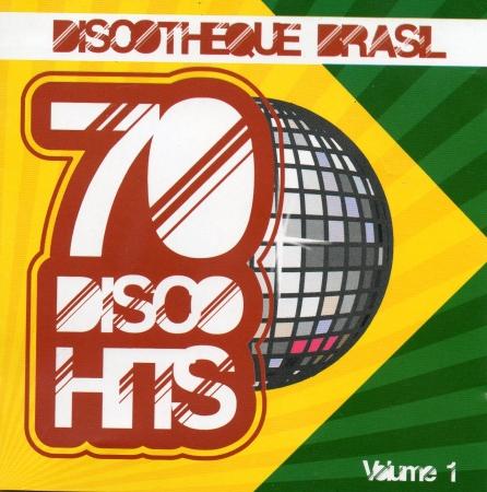 DISCOTHEQUE BRASIL 70 DISCO HITS
