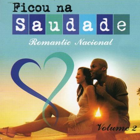 Ficou Na Saudade - Romantica Nacional ( CD )