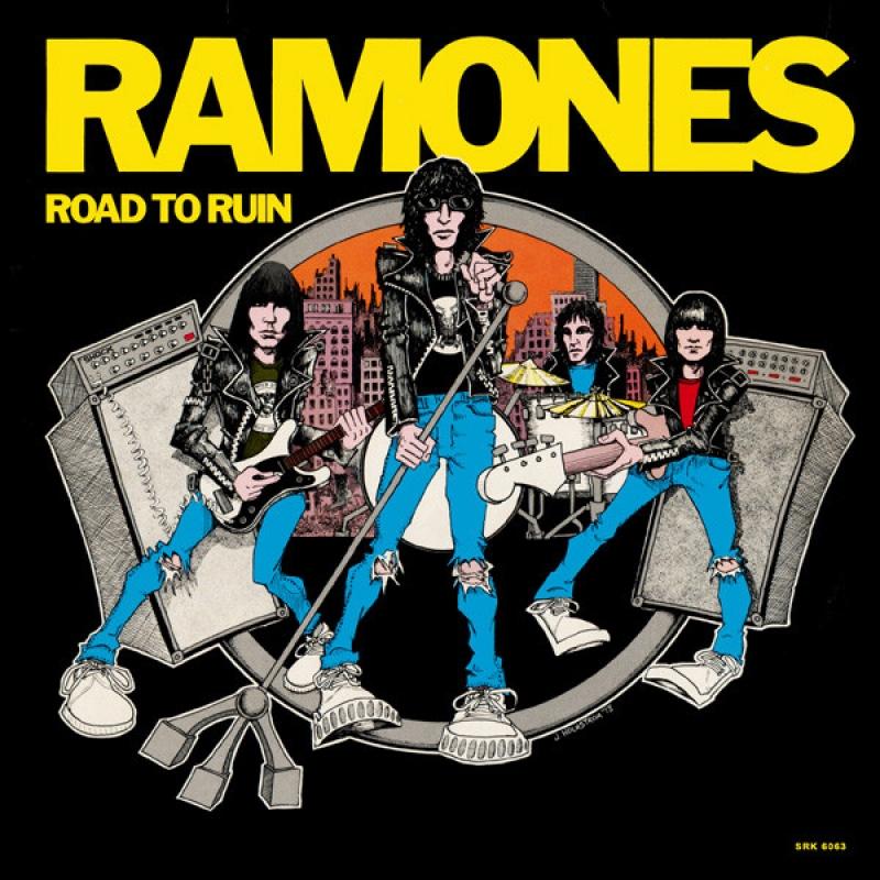 Ramones - Road To Run ( CD )