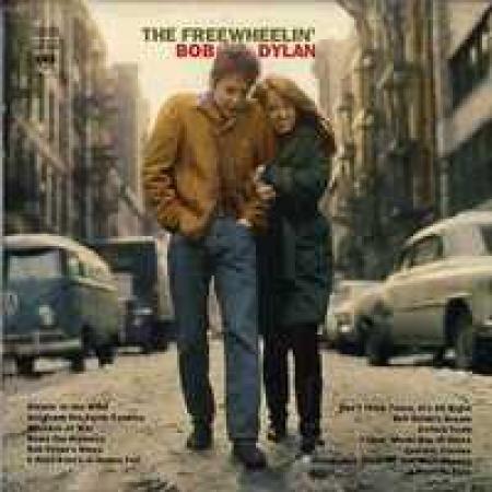 Bob Dylan - Freewheelin Importado
