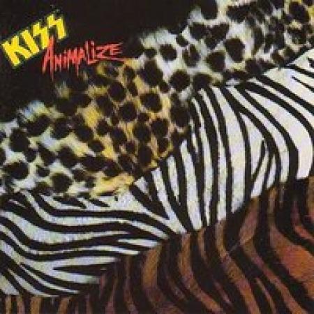 Kiss - Animalize ( CD )