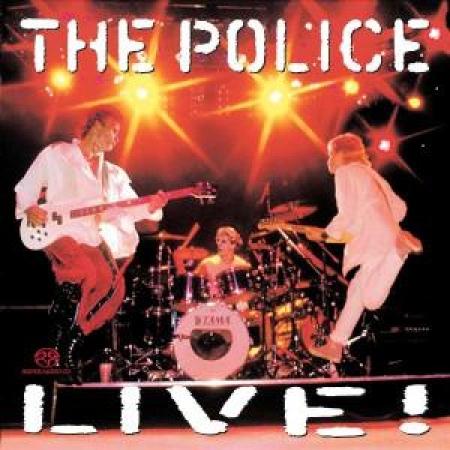 The Police - Live! Live ( CD Duplo )
