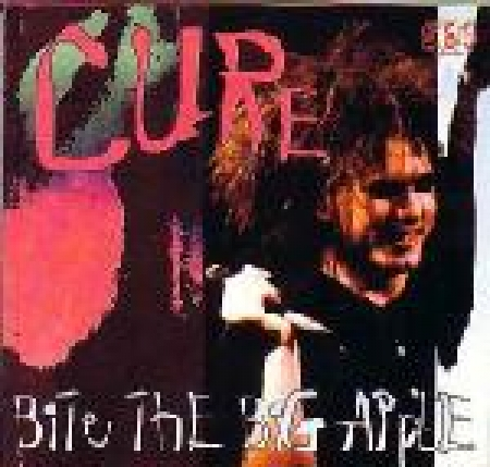 Cure The - Bite The Big Apple ( CD Duplo )