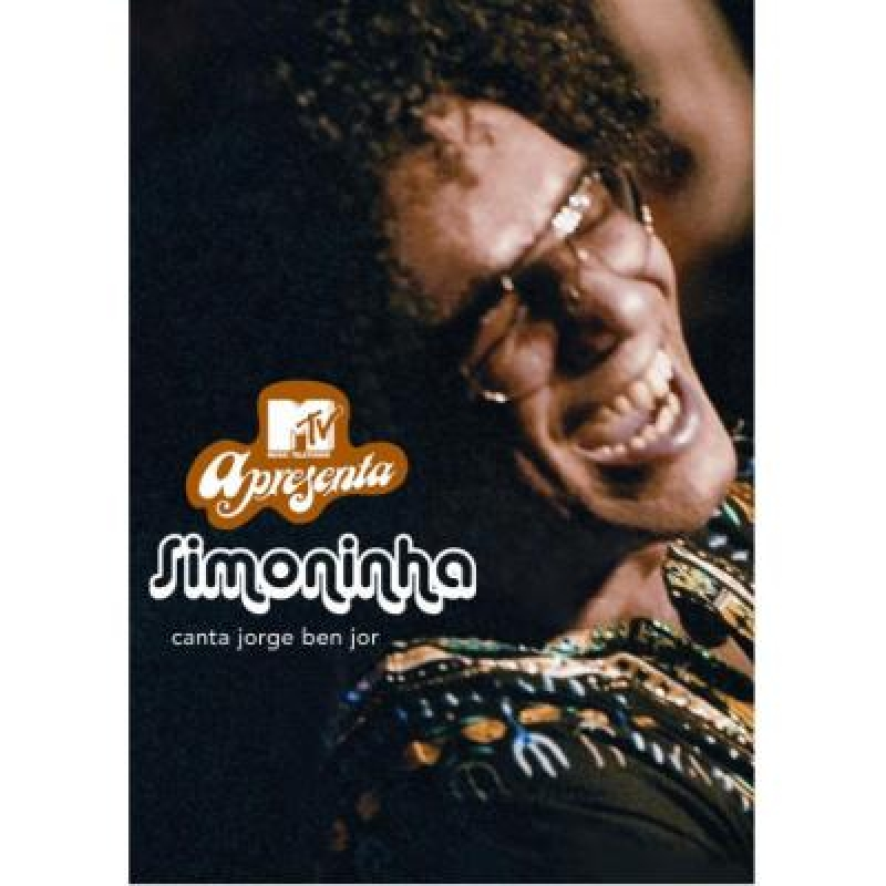 Wilson Simoninha - Canta Jorge Ben Jor  (DVD)