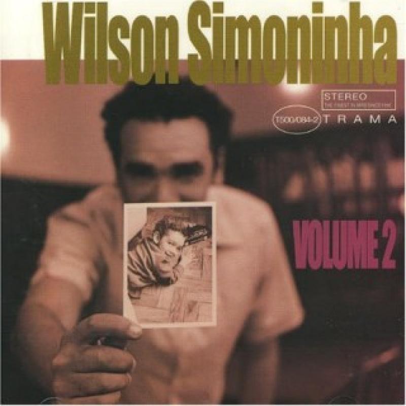 Wilson Simoninha - Volume 2 (CD)