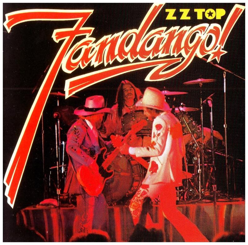 ZZ Top - Fandango Bonus Tracks (CD)