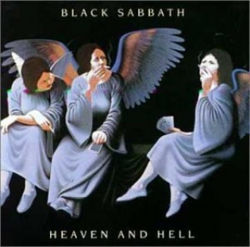 Black Sabbath - Heaven Hell (CD)