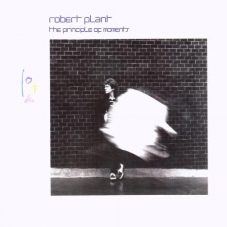 Robert Plant - Principle of Moments ( CD )