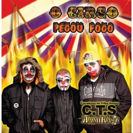 CTS Kamika-Z - O Circo Pegou Fogo ( CD )
