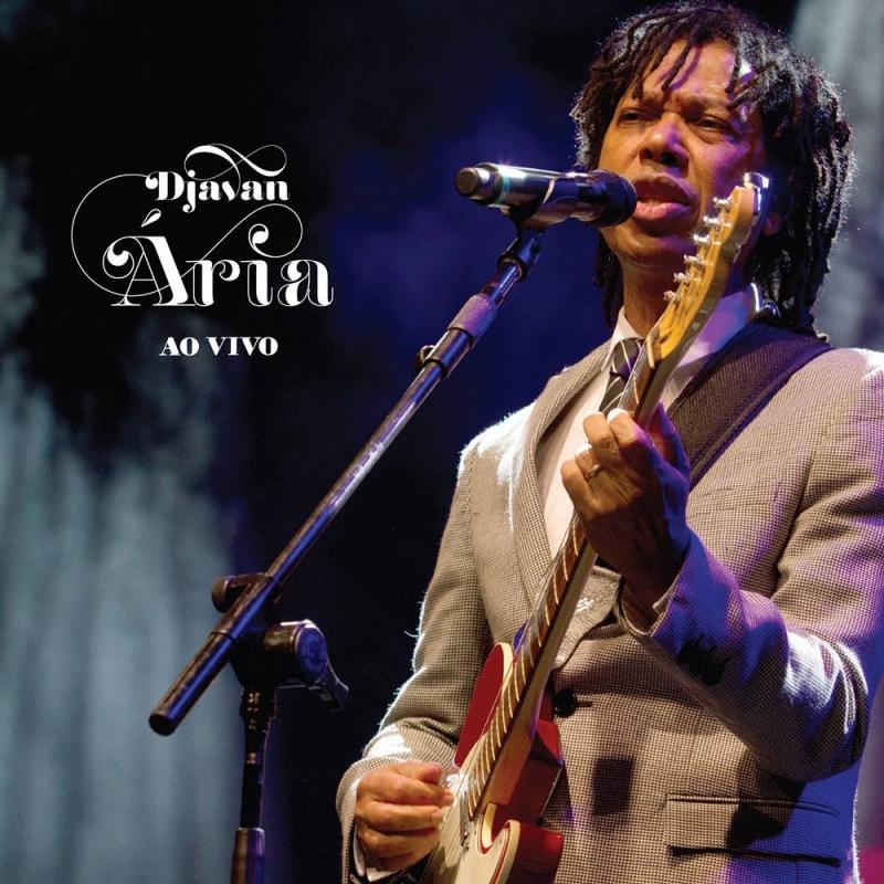 Djavan - Aria Ao vivo (CD)