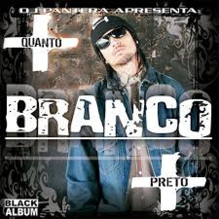 BRANCO P9 - Quanto Branco Preto ( CD )