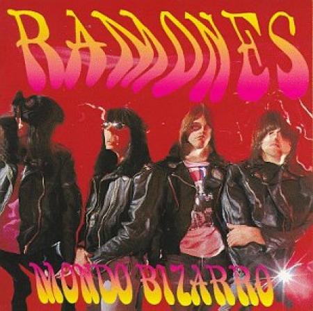 LP Ramones - Mondo Bizarro Importado