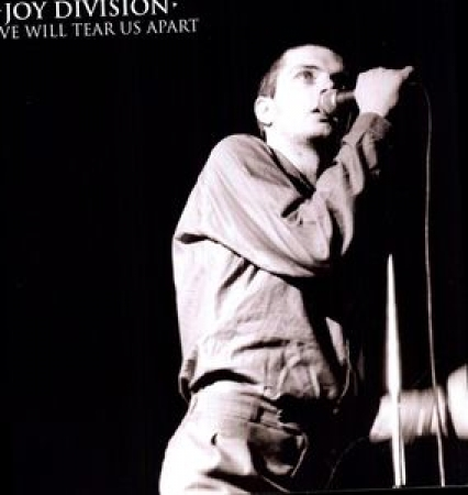 LP Joy Division - Love Will Tear Us Apart