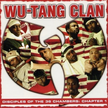 Wu Tang Clan - DISCIPLES OF THE 36 CHAMBERS CHAPTER 1 (LIVE) (CD)