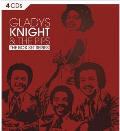 BOX Gladys Knight & The Pips › Box Set Series (4-CD) IMPORTADO