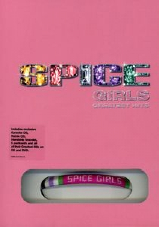 BOX Spice Girls - Greatest Hits Deluxe Edition 3CD 1 DVD