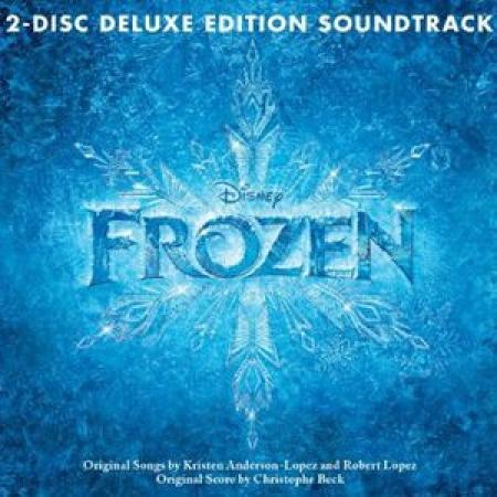 Frozen / O.S.T. SOUNDTRACK CD DUPLO IMPORTADO (LACRADO)
