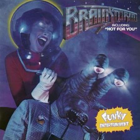 Brainstorm - Funky Entertainment ( CD )