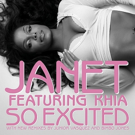 Janet Jackson Feat. Khia - So Excited ( CD )
