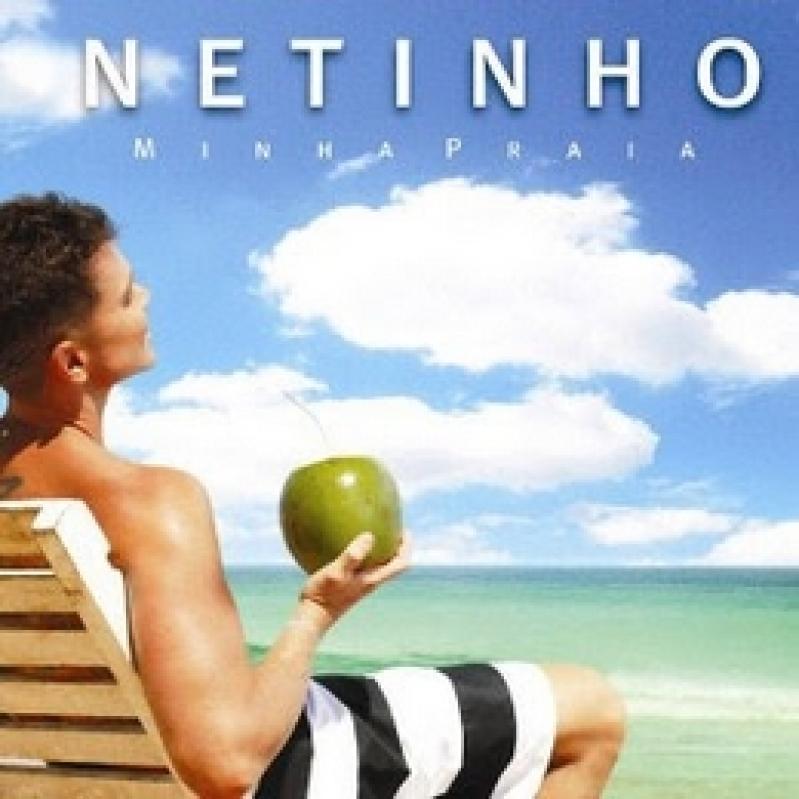 Netinho - Minha Praia CD + MP3