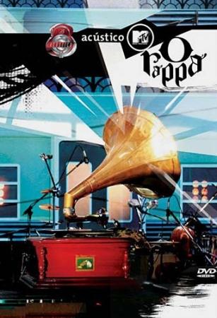 O RAPPA -  ACÚSTICO MTV  ( DVD )