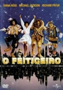 The Wiz O FEITICEIRO - O MAGICO DE OZ (Michael Jackson E Diana Ross) DVD