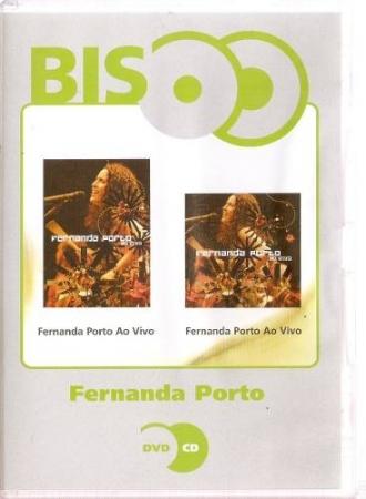 Fernanda Porto  - Ao Vivo ( CD + DVD )