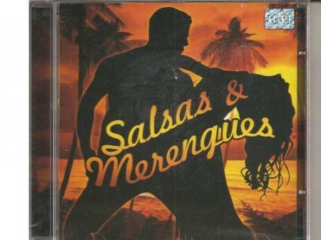 Salsas & Merengues ( CD )