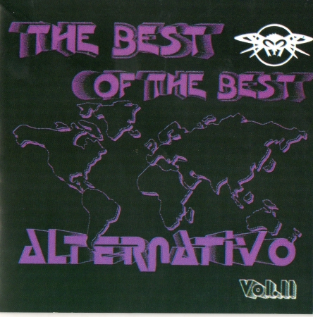 The Best Of The Best - Alternativo Vol. 2 ( CD )
