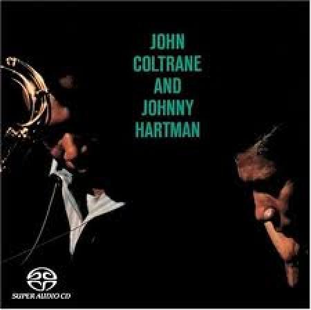 LP Johnny Hartman -  John Coltrane And