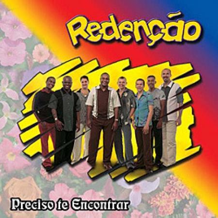 Redenção - Preciso Te Encontrar ( CD )