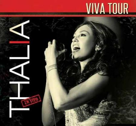 Thalia - Viva Tour (En Vivo) DVD IMPORTADO
