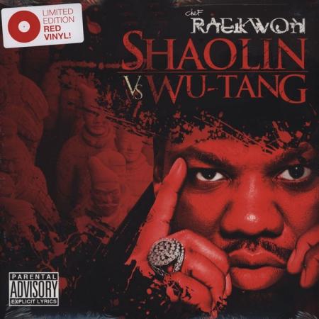 LP Chef Raekwon - Shaolin Vs Wu-Tang Lacrado E Importado