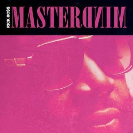 Rick Ross - Mastermind  IMPORTADO (LACRADO)