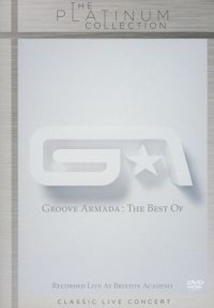 Groove Armada - The Best Of (Recorded Live At Brixton Academy) ( DVD )