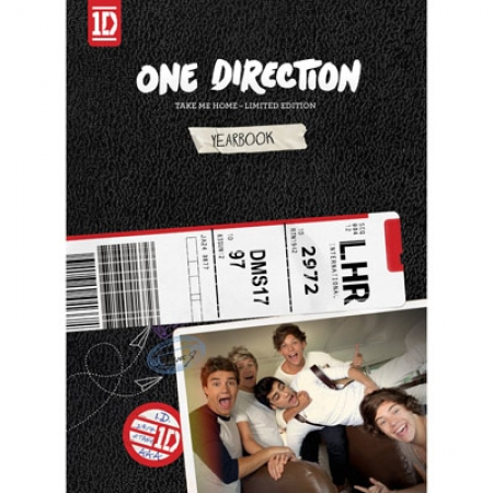 One Direction - Take Me Home (Yearbook Edition)