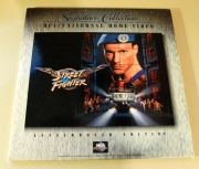 Street Fighter - SIGNATURE COLLECTION (1994) LASER DISC