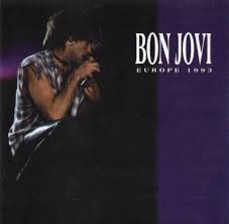 Bon Jovi - Europe 1993 ( CD )