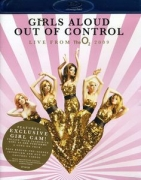 Girls Aloud - Out of Control - Live  the O2 2009  BLU-RAY