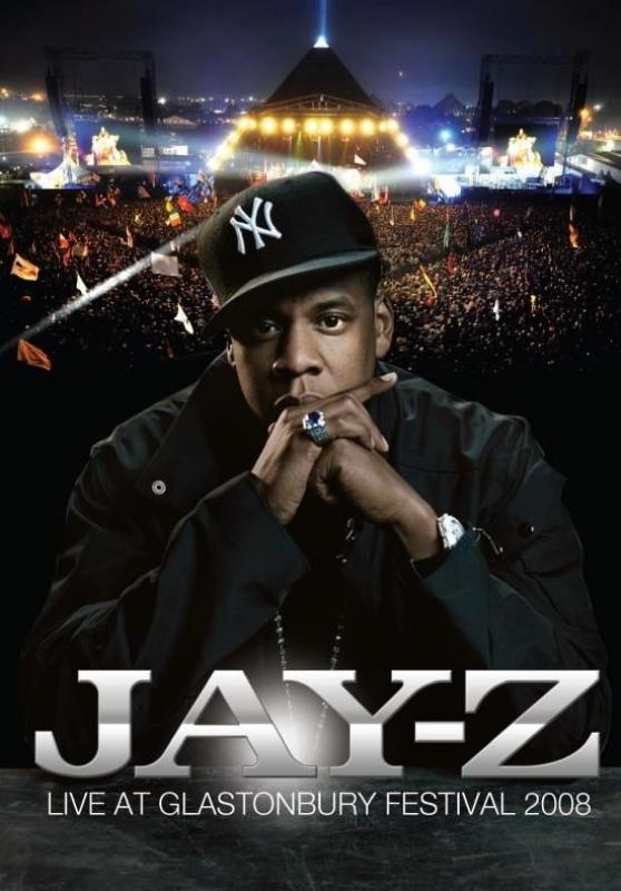 Jay Z - Live At Glastonbury Festival 2008 ( DVD )