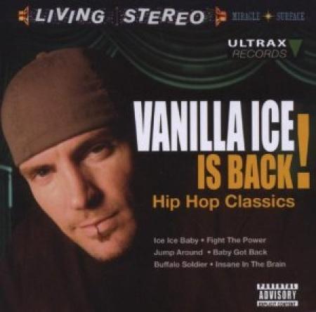 Vanilla Ice - Ice Is Back: Hip Hop Classics ( CD ) PRODUTO INDISPONIVEL