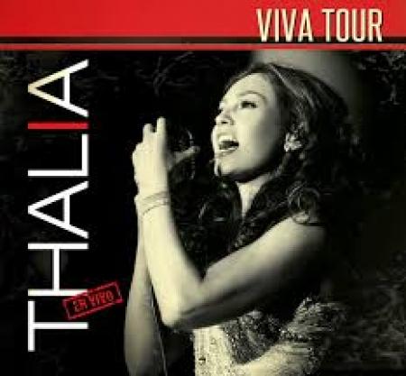 Thalia En Vivo - Viva Tour ( CD )