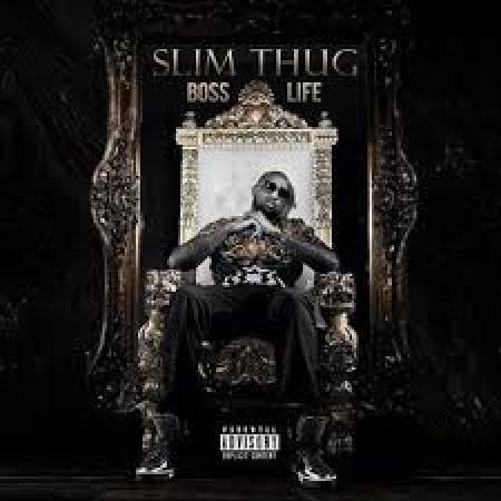Slim Thug - Boss Life Explicit Content ( CD ) PRODUTO INDISPONIVEL