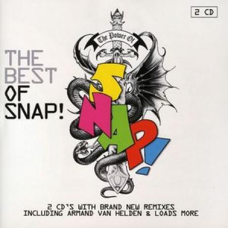 Snap - Best of Snap CD DUPLO IMPORTADO (LACRADO)